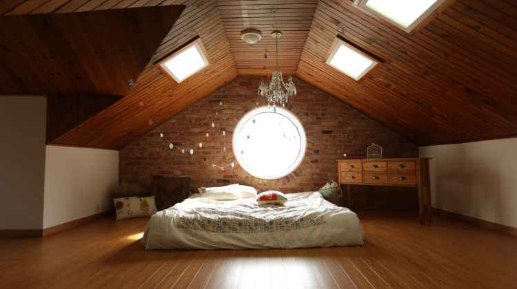 architecture bed bedroom ceiling